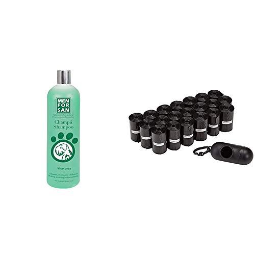 menforsan Shampoo rigenerazione all' Aloe Vera per Cani...