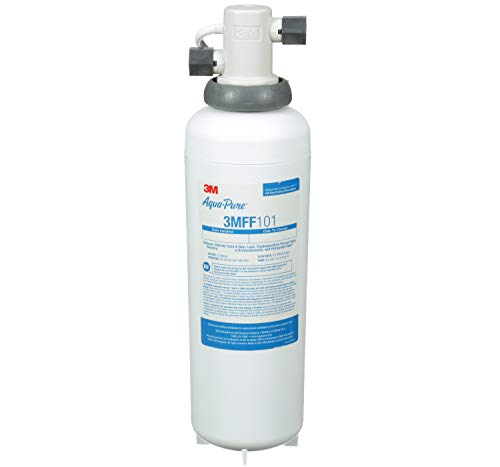 3M Aqua-Pure Under Sink Full Flow Drinking Water Filter System 3MFF100