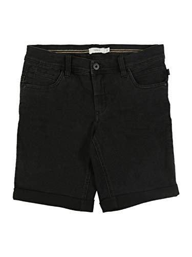 NAME IT jongens Jeansshorts NKMRYAN DNMCARTUS 7303 LONG SHORTS CAMP