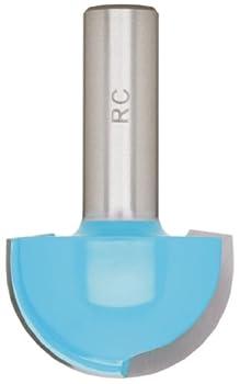 Roman Carbide DC1065 1-1/2-Inch Round Nose 1/2-Inch Shank