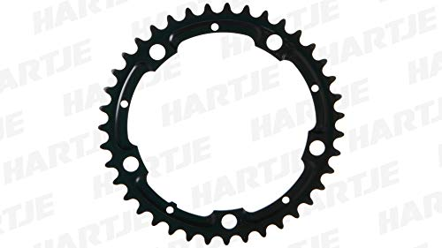 FC-S500 chainring for double chain guard, 39T, black