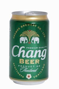 Premium Quality Chang Bier - 330ml - Alc. 5% vol. - pfandfreie Dose