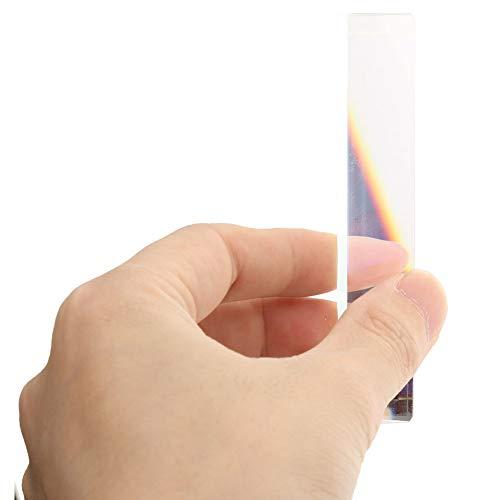 Oreilet Prisma, hochwertiges optisches Glasprisma, professionelle Gute Reflexionen für das Lernen der Fotografie