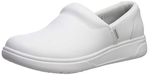CHEROKEE Women's Melody Health Care Professional Shoe, White/White, 6M Medium US
