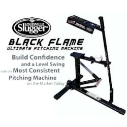 Louisville Slugger Upm 50 Black Flame...