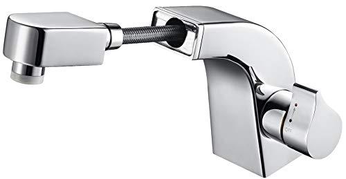 Hochwertige Waschtischarmatur NT7060 mit herausziehbarer Brause