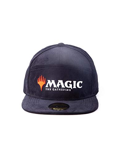 Magic: The Gathering Emblem Männer Cap schwarz one Size 100% Baumwolle Fan-Merch, Gaming, Tabletop