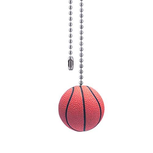 Hunter - Extensores de cadena para ventilador de techo con colgante de baloncesto, cadena de tracción de 12 pulgadas para iluminación de abanico