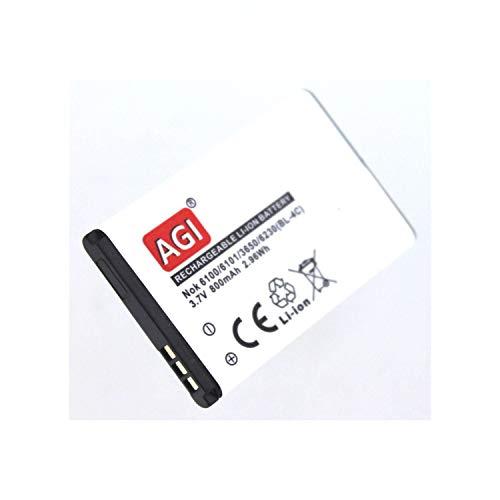 AGI Ersatz Akku kompatibel mit Tiptel Ergophone 6120
