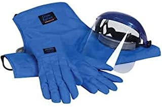 Cole-Parmer Cryogenic Safety Kit; Large Gloves, 36
