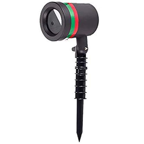 LED Projektor Lichter, LED Projektionslampe, Weihnachten LED Effektlicht, Lichteffekt Dekoration (Lichteffekt)