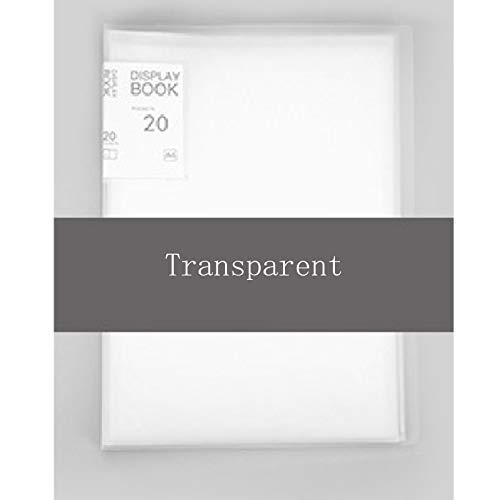 Archivador Transparente  marca