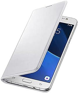 Samsung Galaxy J7 2016 / j710 Wallet Flip cover EF-WJ710PW - White