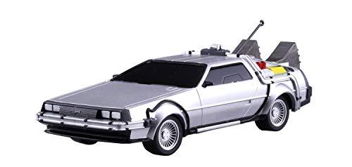 Modello Auto DELOREAN Kit Montaggio da RITORNO AL FUTURO Parte 1 Scala 1/43 10cm AOSHIMA Originale