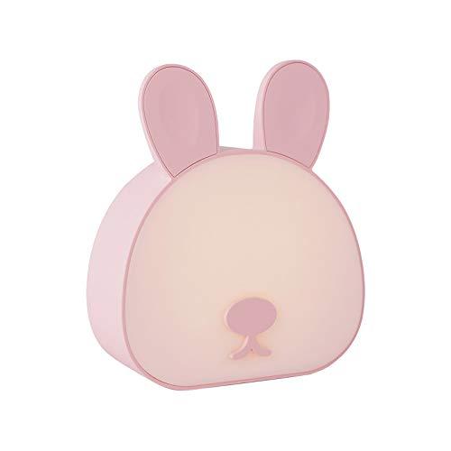 Lámpara de cama de la cama de la cama de la cama de la cama de la cama Lámpara de escritorio del animal Lámpara de escritorio de la cabecera para niños pequeños para niños pequeños Favors de fiesta de