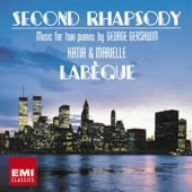 Gershwin-Second Rhapsody by Katia & Marielle Labeque (2007-01-24)