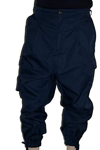 Islamische Kleidung Amana Harem Arbeits/Freizeit - Hose Sunnah Hose Blau (XL)