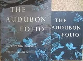 THE AUDUBON FOLIO: 30 GREAT BIRD PAINTINGS