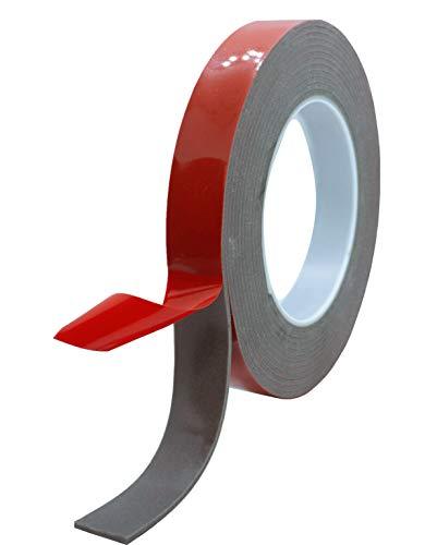 CANOPUS 3M Almohadillas Adesivas Doble Cara ExtraFuerte, 16 PZ (25mm