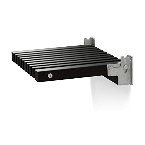 Cutter Folding Seat Black 38,5 x 31 x 9,5