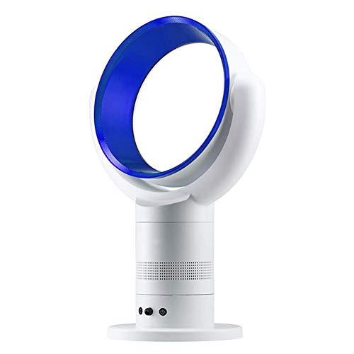 Ventilador sin Cuchillas silencioso Mini Ventilador de Aire Acondicionado portátil enfriadores evaporativos con Control Remoto Enfriador de Aire Escritorio pequeño