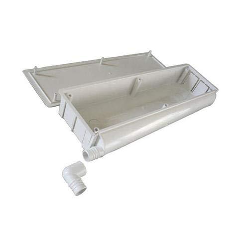 Caja Preinstalación Aire Acondicionado Desagüe reversible