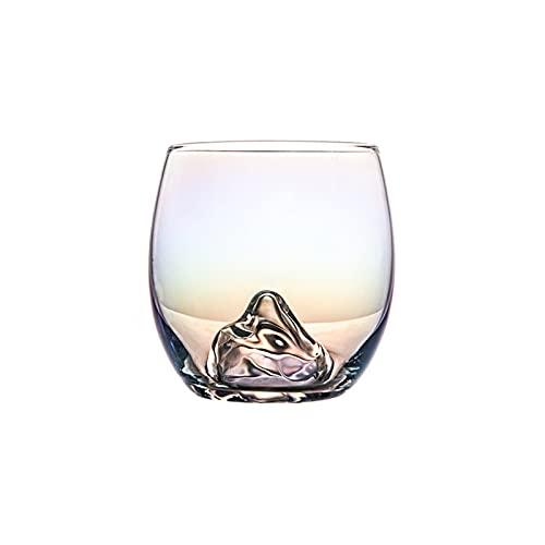 Taza de té, vaso de whisky, idea perfecta para los amantes de los escoceses, bourbon, ron, juego de 4,Colorful*4