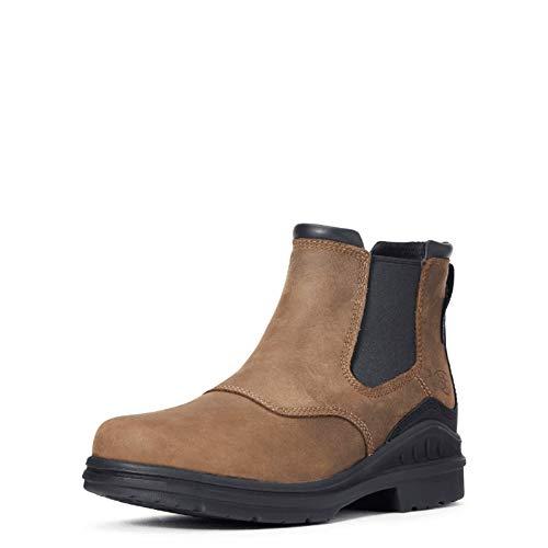 ARIAT Barnyard Twin Gore II Short Riding Boots 42 EU Antique Brown