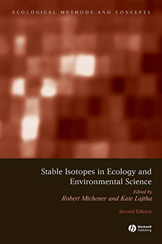 Stable Isotopes in Ecology and Environmental Science
