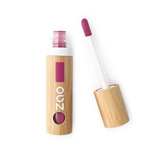 ZAO - Encre à lèvres - 441 Rose Emma - Bio vegan 100% naturel
