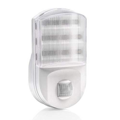 PIR-bewegingsmelder gangstopcontact LED-nachtlampje veiligheidslicht aansluiten
