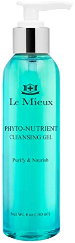 Le Mieux Phyto Nutrient Cleansing Gel, 6.0 Ounce by Le Mieux