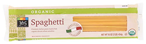 365 Everyday Value, Organic Spaghetti, 16 oz