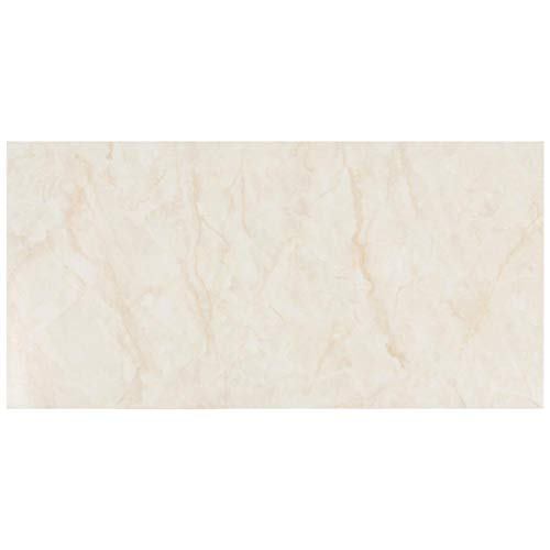 Rollo de papel tapiz en relieve minimalista modern Planta de mármol del azulejo de la etiqueta impermeable auto-adhesivo de papel tapiz de suelo etiquetas engomadas DIY renovación del baño de contacto