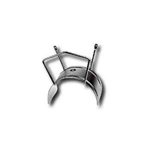 Alba Kraft 13077 midi-INOX pour Tuyau d'arrosage – Argent