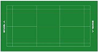 VICTOR Mobile Plastic Court for Badminton (Green)