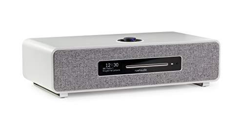 ruarkaudio R5 Musiksystem matt grau