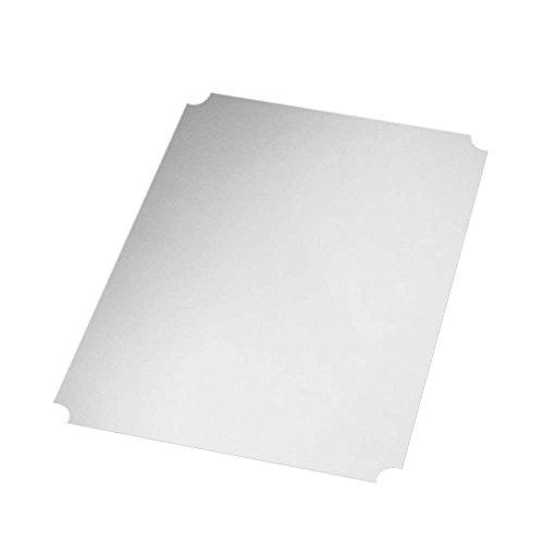 アイリスオーヤマ メタルラックパーツ 硬質クリアシート 幅59.4×奥行43.3cm MR-61E