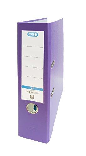ELBA Ordner smart Pro 8 cm breit DIN A4 violett