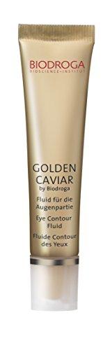 Biodroga Golden Caviar Fluid für die Augenpartie