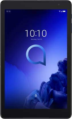 Alcatel 3T 10 Inch 3GB 32GB 10 inch with Wi-Fi+4G Tablet (Prime Black) 8088M