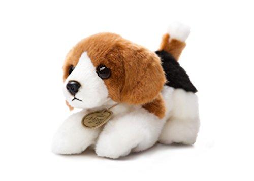Aurora World Miyoni Tots–Perro Beagle de Peluche
