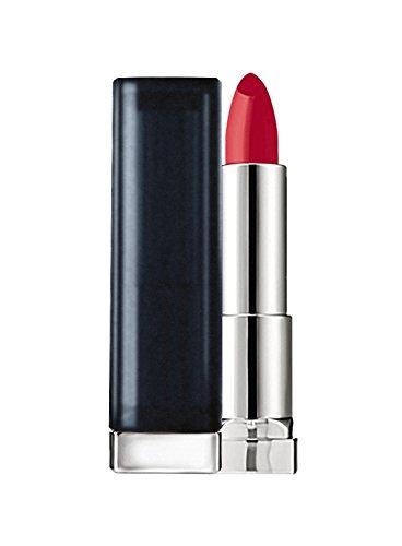 Maybelline New York Color Sensational Rouge à Lèvres Mat Rouge 965 Siren In Scarlett