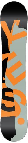 Yes Snowboards The Public Wide Freestyle Snowboard (152-cm) by YES. Snowboards