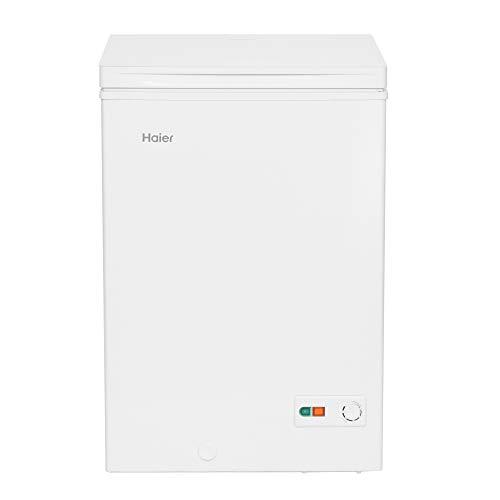 Haier Single Door Hard Top Deep freezer HCF 175HC, White, 142 ltr, Convertible