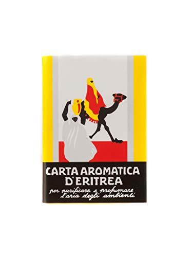 Carta Eritrea 24 Strisce deodorante per ambiente