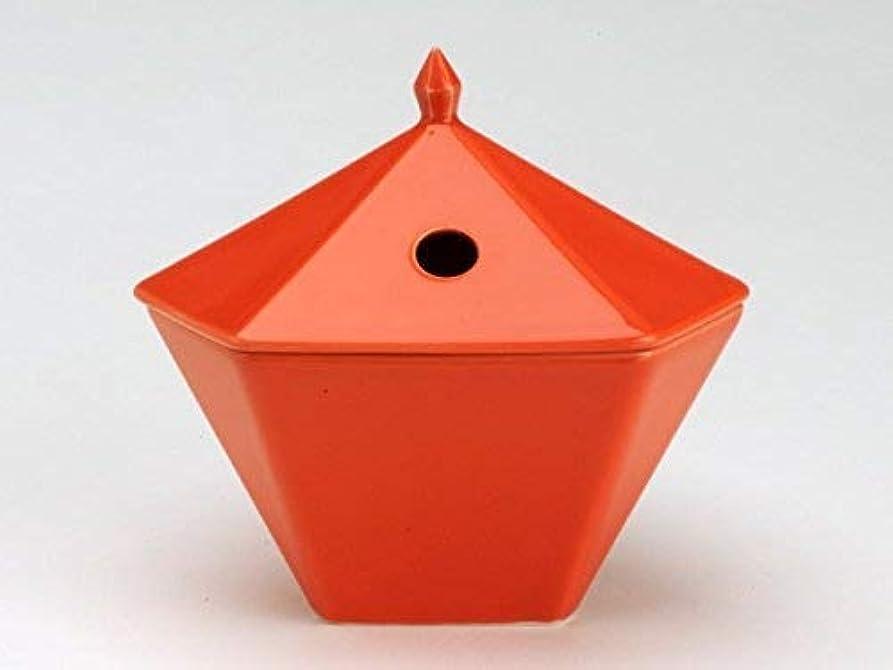 ヒットの量手順縁香炉 橙