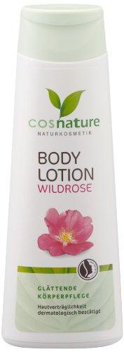Cosnature Bodylotion Wildrose, 250 ml