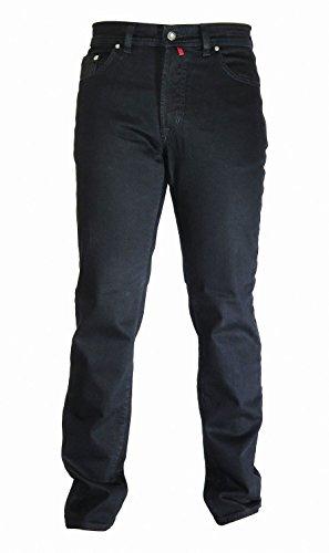 Pierre Cardin DIJON - Nr. 3231 - Comfort Fit Herren Stretch Jeans - JM Edition, 33W / 30L, Black Star (3231 122.05)