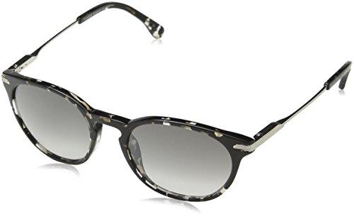 Lozza Herren Sl4076M Sonnenbrille, Grau (SHINY GREY HAVANA), Einheitsgröße